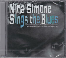 CD 11T NINA SIMONE SINGS THE BLUES DE 2012 PROJET SPECIAUX TELERAMA NEUF SCELLE