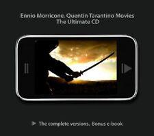 Ennio Morricone: Quentin Tarantino Movies (Enhanced CD)
