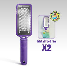 Mr. Pumice Metal Foot File - Purple Large x 2pc