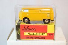 Schuco Piccolo Volkswagen Kastenwagen Deutsche Post  neu perfect mint in box