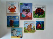 Buchpaket Bilderbücher für Kinder ab 2 Jahren -7 Stück