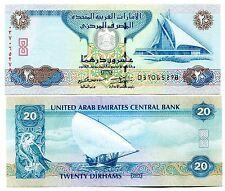 UNITED ARAB EMIRATES 20 DIRHAMS 2013 P-28c UNC