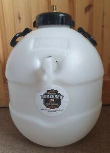 King Keg Top Tap fully refurbished and pressure tested Homebrew Beer Barrel