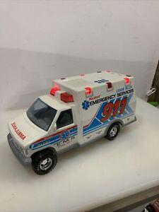 Nylint Sound Machine Ambulance Emergency Vehicle Truck #4450 Lights Sound Tested