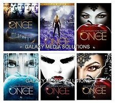 Once Upon a Time: The Complete Series Season 1-6 DVD Bundle 1 2 3 4 5 6