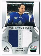 2019-20 SP Game-Used 2019 NHL All-Star Weekend Banner & Jersey Auston Matthews