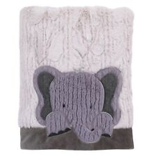 NoJo Play Day Pals Elephant Baby Blanket