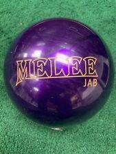 Brunswick Melee Jab Bowling Ball 15 lb ORIGINAL RELEASE