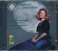 Robert Schumann Lieder Michaela Kaune Burkhard Kehring CD NEW Udo Samel