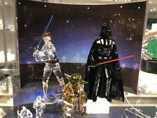 Swarovski Star Wars Crystal Display
