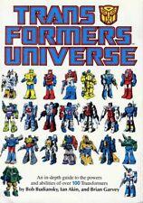 Transformers Universe TPB #1-1ST VF 1987 Stock Image