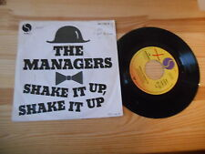 "7"" Pop Managers - Shake It Up, Shake It Up WARNER /  SIRE REC / GERMANY"
