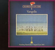 Vangelis / Chariots Of Fire - Soundtrack - Made In West Germany