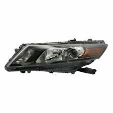 for 2010 2011 2012 Honda Accord Crosstour LH Left Drive side Headlamp Headlight