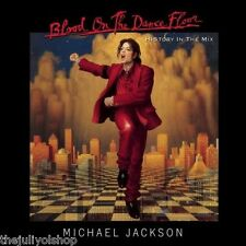 cd MICHAEL JACKSON....BLOOD ON THE DANCE FLOOR HISTORY IN THE MIX
