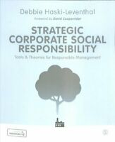 Strategic Corporate Social Responsibility Tools and Theories fo... 9781473998018
