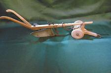 charrue jouet type brabant vintage