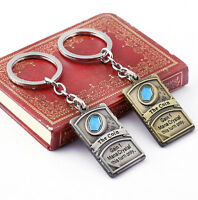 Chic Silver/Bronze Color HearthStone:Heroes Of Warcraft Metal Keychain Keyring
