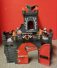 Playmobil Dragon Knights Castle 5979 Kids Toy Set with Instructions For Charity