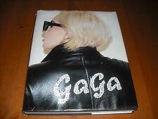 GAGA lady gaga terry richardson book HB DEAL !