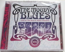 Moody Blues-Live at the Isle of Wight Festival 1970-US-CD > NEW!