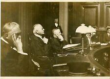 """Président BARNAUD (Affaire GAUCHET 1931)"" Photo originale G. DEVRED (Agce ROL)"