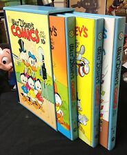 """Walt Disney Carl Barks Library """"Comics and Stories"""" Vol. 8 new in slipcase 3 h/c"""