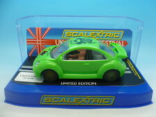 Scalextric UKSF Green Beetle Limited Edition of 60