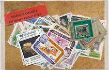 Hadharamaut    US  Paquete  100 sellos diferentes