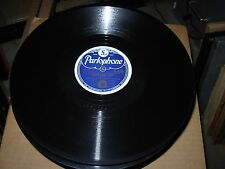 BARNEY BIGARD goin easy / just another dream ( jazz ) 78 rpm parlophone 3039