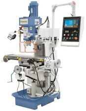 BERNARDO Universalfräsmaschine UWF 80 E Vario 3-Achs-Pos.anz.Vorschub 02-1212BXL