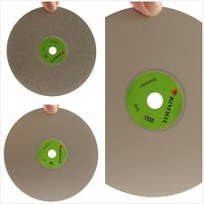 5 inch Diamond Grinding Disc 100 600 1500  Grit for Angle Grinder Pack of 3Pcs