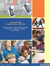 Teaching Students with Learning Problems 8e by Cecil D. Mercer, Paige C. Pullen