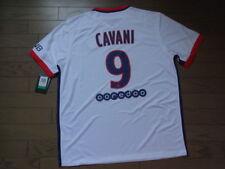 PSG Paris Saint Germain #9 Cavani 100% Original Jersey XL 2015/16 Away BNWT NEW