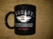 1998 Harley-Davidson 95 Years of Great  motorcycles Coffee Mug