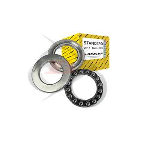 51100 - 51109 (DUNLOP) Thrust 3 Part Ball Bearings - High Quality