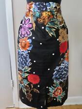 Anthropologie Size 16 Digital Floral Print Pencil Skirt