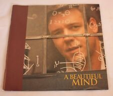 A Beautiful Mind Paperback Press Book - Russell Crowe