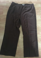 ff983734bae New Damart Tummy Slimmer Trousers - Brown Size UK 20 EU 48 US 16