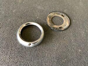 1968 Datsun 2000 Roadster SRL311 Taillight Lens Trim Ring #2