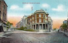 Isle of Man - Douglas, House of Keys - 1900's Star Series postcard
