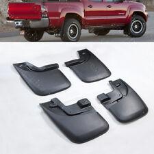 4x For Toyota Tacoma 2005-2015 Car Side Fender Mud Flaps Splash Guards Mudguard