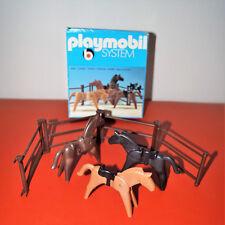 Playmobil Klicky 3270 Pferdekoppel Pferd in OVP