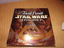 Za136: Star Wars Trivial Pursuit - Episode 1 - Collectors Edition - Unused