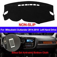 For Mitsubishi Outlander 2014 - 2017 2018 Dash Mat Dashboard Cover Pad Non-Slip
