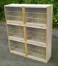 3 X Double Finch Breeding Cage  MULTIBUY OFFER!!