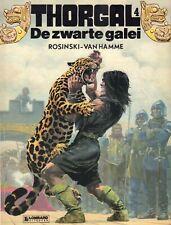 THORGAL 04 - DE ZWARTE GALEI - Rosinski - van Hamme