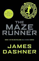 James Dashner, The Maze Runner (Maze Runner Series), Like New, Paperback
