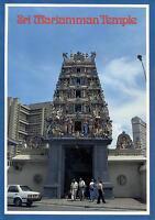Singapore  -  Chinatown - The oldest Hindu temple Sri Mariamman