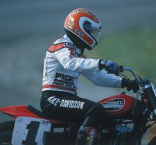 Harley-Davidson XR 750 Sportster Scott Parker legendary motorcycle racing photo